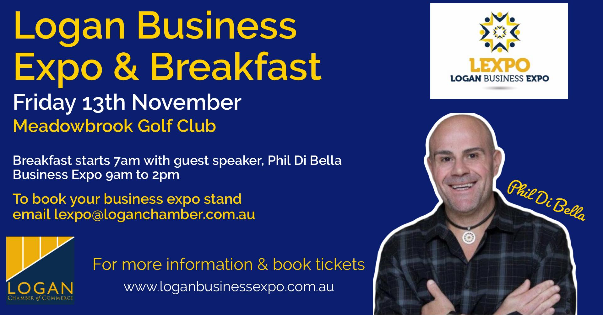 Logan Business Expo by Logan Chamber of Commerce