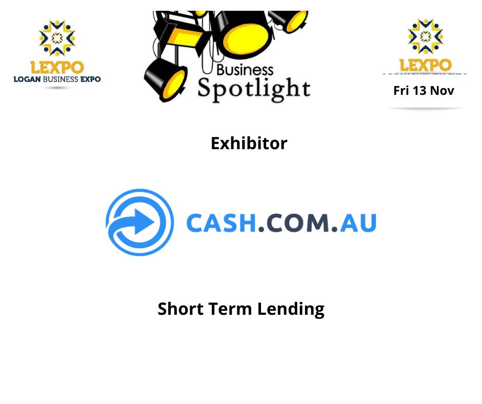 Cash.com.au Logan Business Expo