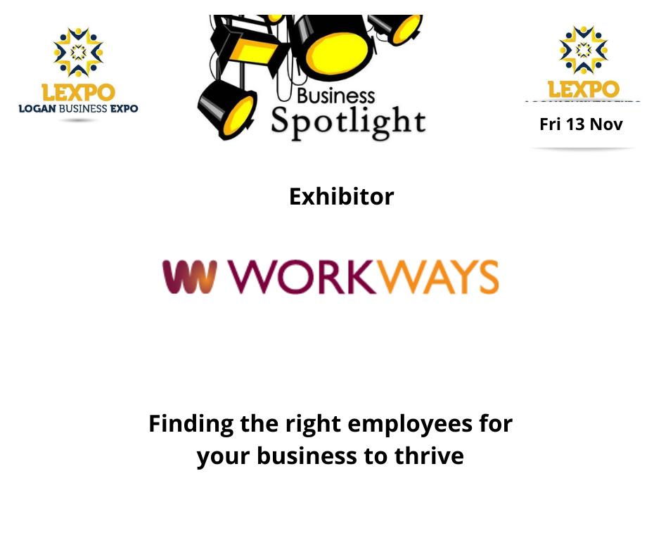 Workways Logan Business Expo